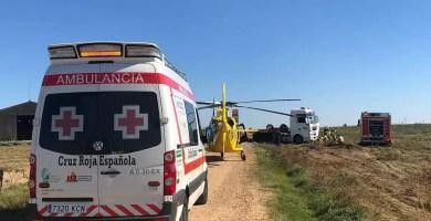 Muere el varón de 57 años atropellado ayer por un camión en Don Benito