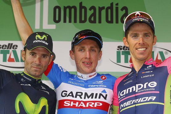 Rui Costa foi 3º na Lombardia e subiu a 4º do Mundo