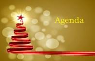 Agenda do Dia: Qui, 9 Nov.