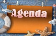 Agenda Dia: Qua, 7 Agosto
