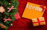 Agenda: Seg, 2 Dezembro
