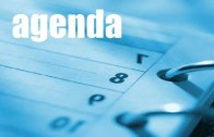 Agenda do Dia: Seg, 8 Abril