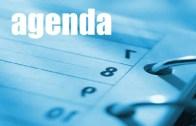 Agenda do Dia: Seg, 10 Junho