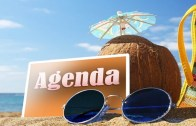 Agenda do Dia: Ter, 9 Julho