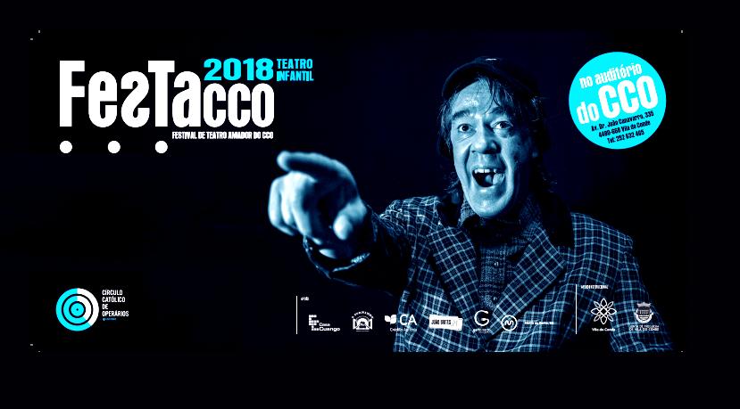 Vila do Conde: FESTACCO 2018