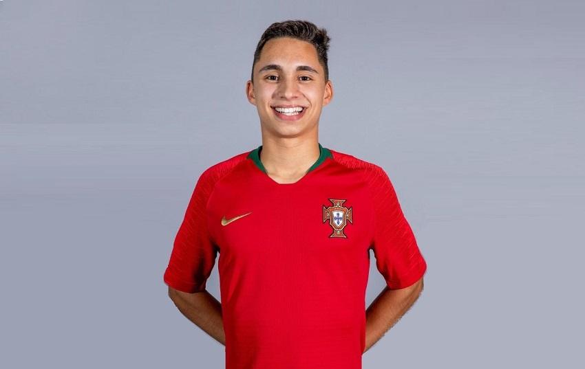Gustavo Rodrigues na Seleção