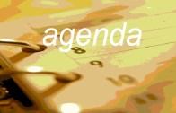 Agenda: Seg, 28 Outubro