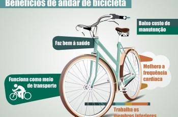 BENEFÍCIOS DO CICLISMO – Conheça 10 principais vantagens em andar de bicicleta