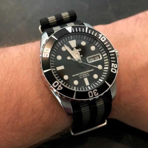 af7a99a3a86 Poderá ter um relógio Timberland e usá-lo com uma bracelete desportiva de  silicone