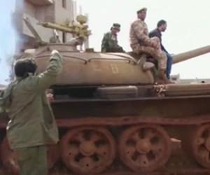 Libya: Haftar's troops abandon airbase south of Aljmail