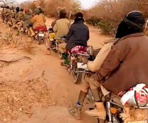 Sahel: Bandits on motorbikes sow terror in Niger's Tillaberi region