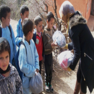 Morocco: People helping people in time of pandemic
