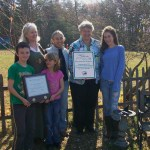 """NBS Recognized as Decade-Long """"Virginia Naturally"""" School"""