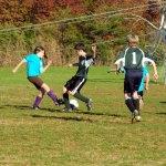NBS-Waldorf soccer game