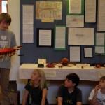Arthropod Fest 2011 and learning Spanish shapes