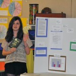 Two students win awards at the Virginia Piedmont Regional Science Fair