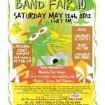 Band Fair 2012