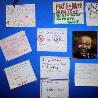 Preparing for Martin Luther King, Jr. Day