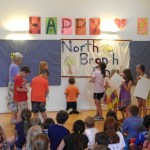 Spring happenings at North Branch
