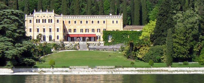 интересные достопримечательности в озере Гарда в Италии