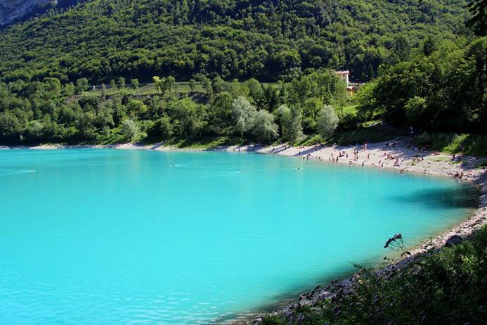 необычные достопримечательности на озере Гарда в Италии