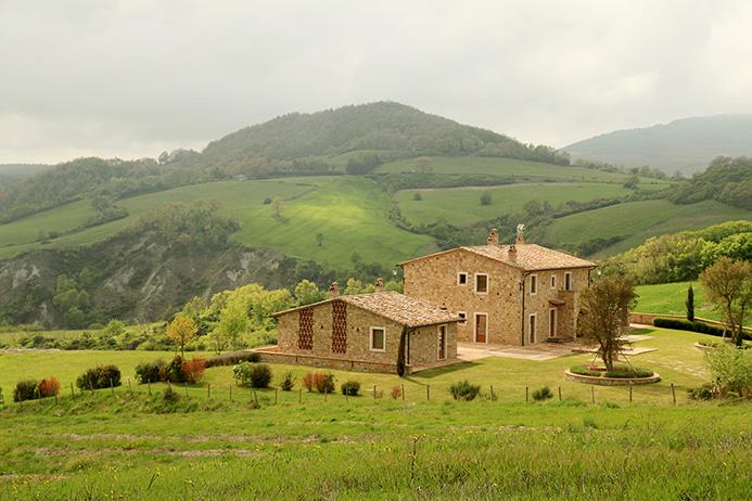 минеральные источники в Италии Баньо Виньони