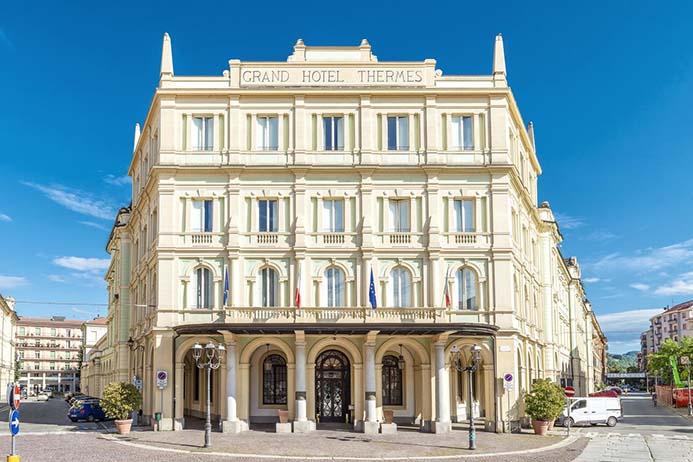 отели в Акви Терме Италия