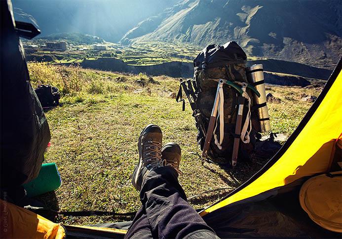 отдых в горах Италии
