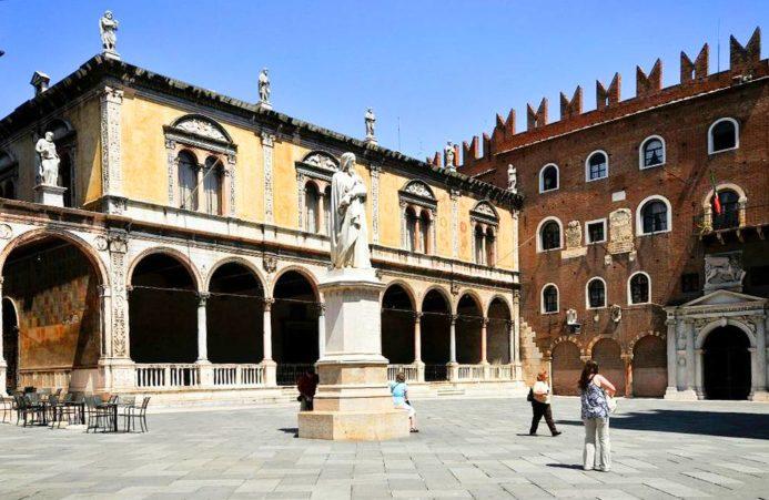места которые стоит посетить в Вероне