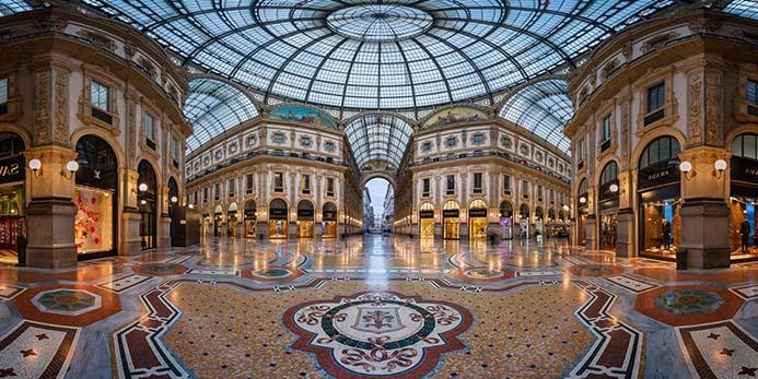 необычные достопримечательности в Милане