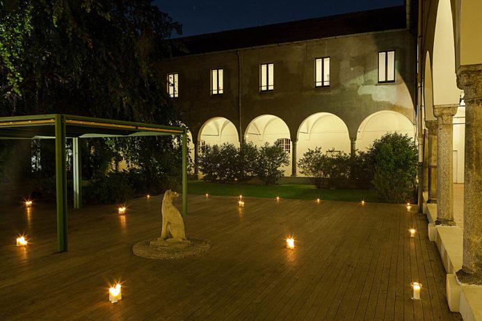 I Chiostri di San Barnaba Часы работы: С понедельника по пятницу с 12.00 до 15.00