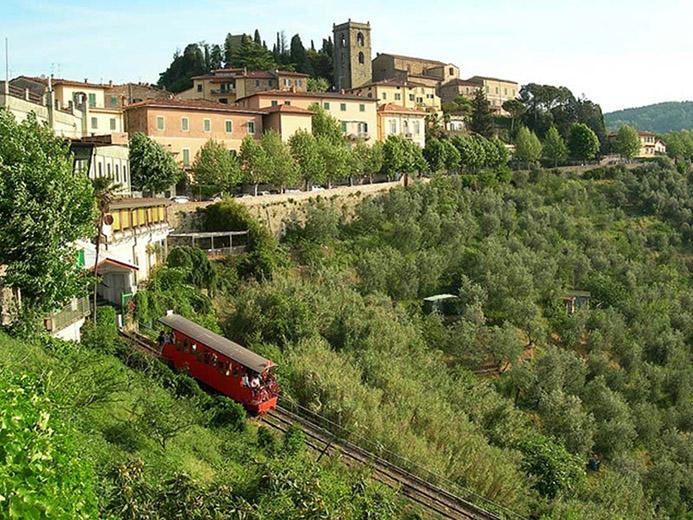 интересные достопримечательности в Италии в Тоскане
