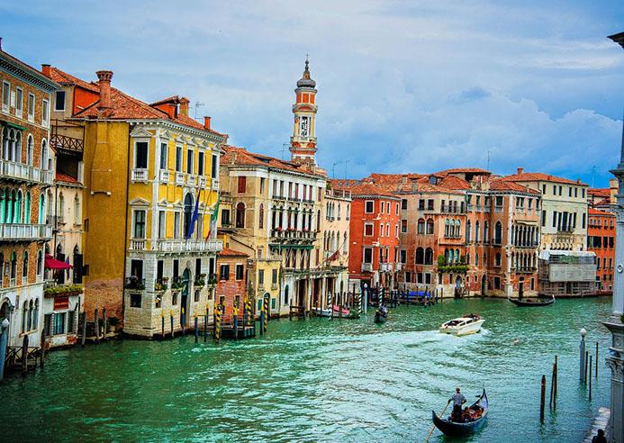путешествие с детьми в Венеции