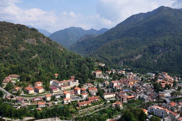 готовый маршрут в долина Антигорио