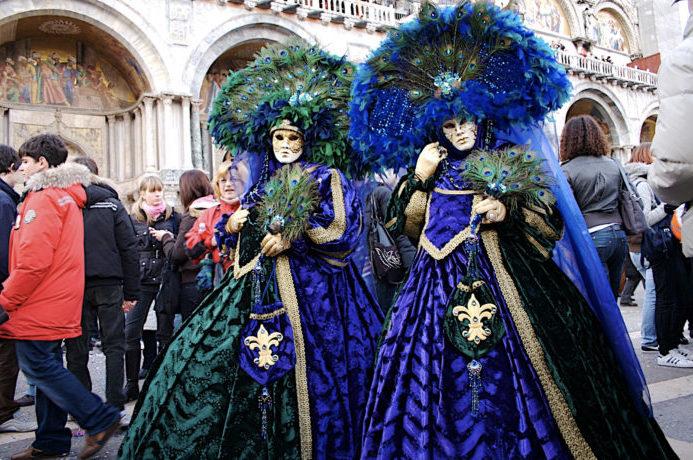готовый маршрут в Венеции