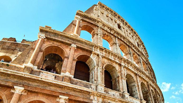 самостоятельный тур в Италии в Риме