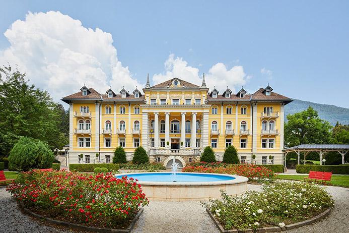 Гранд Отель в Италии Левико Терме
