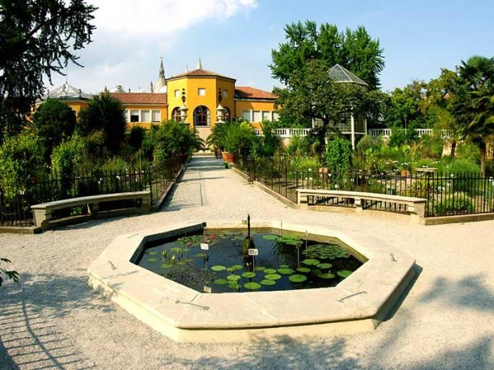 путешествие с детьми на севере Италии