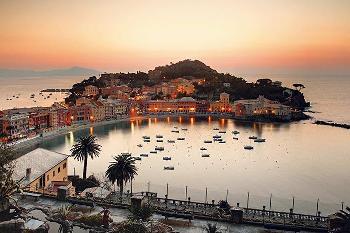 необычные достопримечательности в Портофино