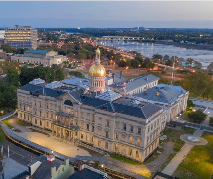 Trenton Legislative House