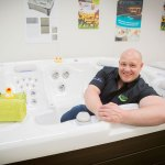 Lockdown sales surge for North Wales hot tub firm urging customers to buy local