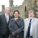 Bond between castles will boost North Wales economy