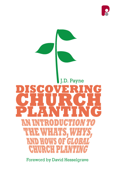 Cover of Discovering Church Planting