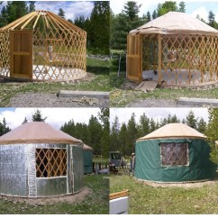 Chair Into Twin Bed Golden Inc Yurts