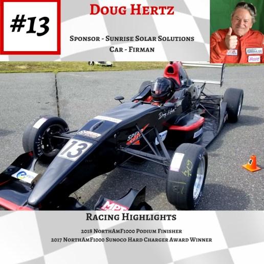 doug hertz bio card