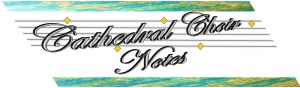 Click to download the choir newsletter