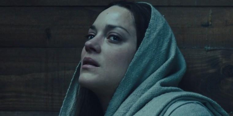 Kurzel using the closeup to convey emotion