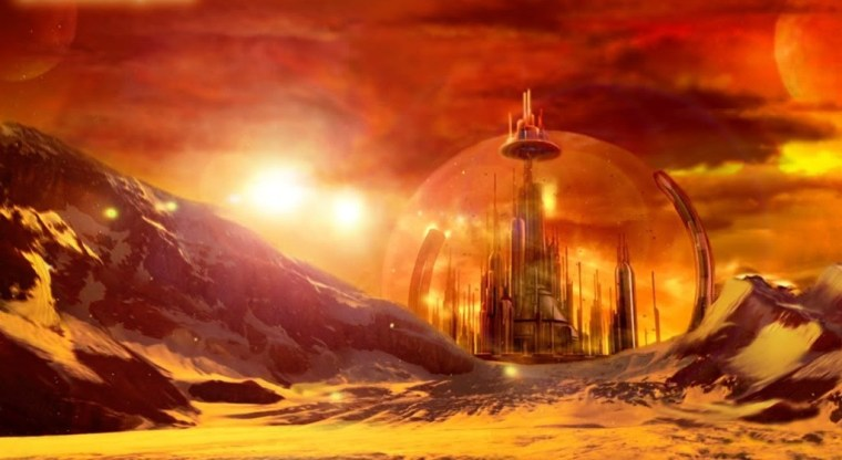Gallifrey: The Timelord Homeworld