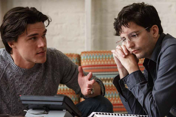 Left to Right: Jaime Shipley (Finn Wittrock) and Charlie Geller (John Magaro)