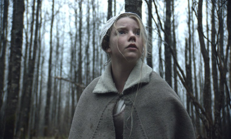 Anya Taylor-Joy as Thomasin, the eldest child